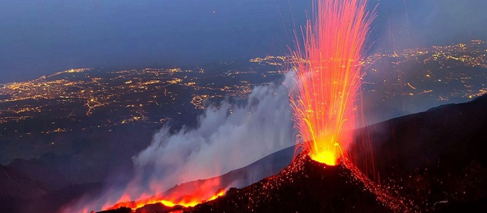 The Mt Etna location: everything that there is to know