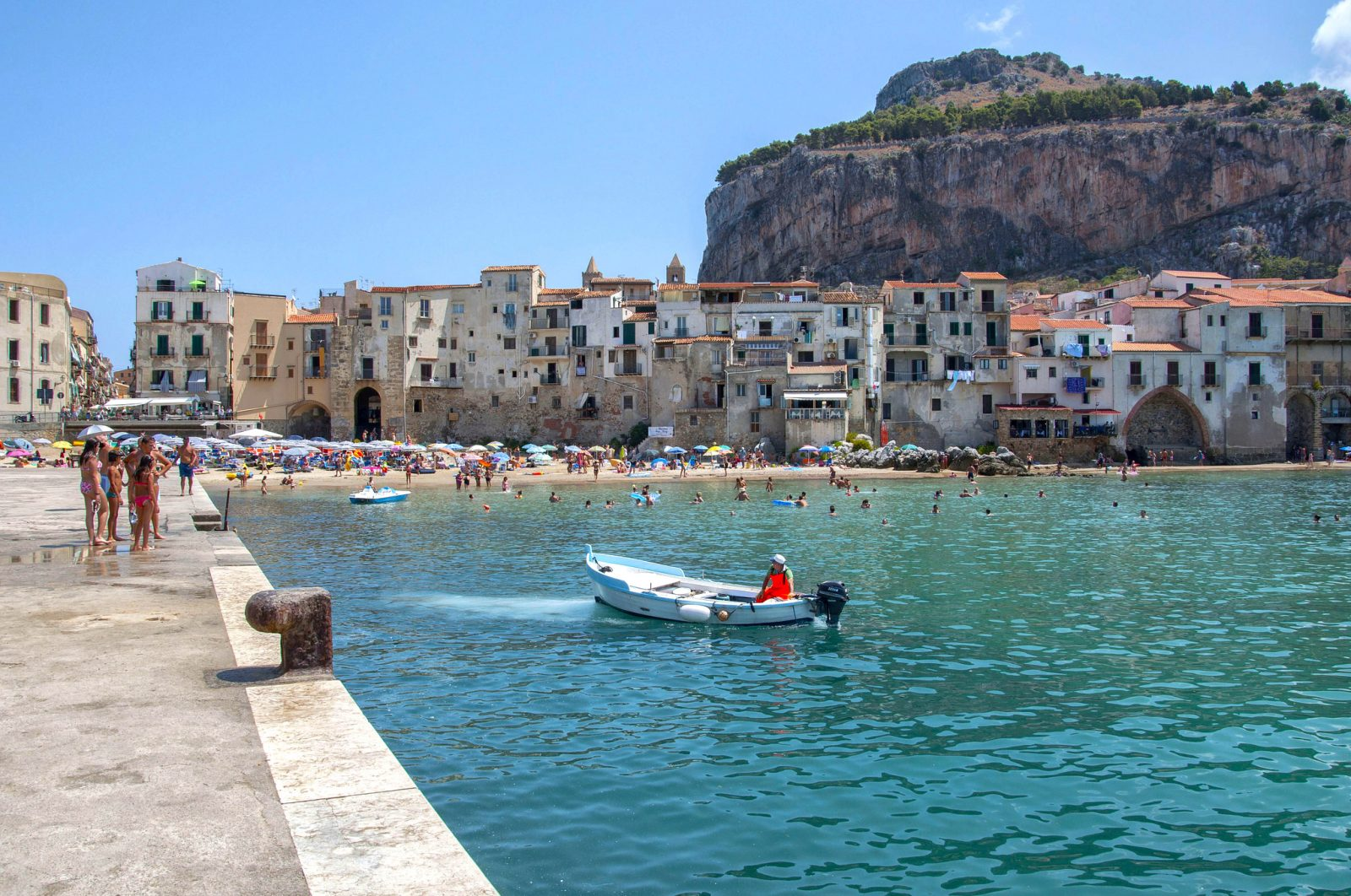 Visit Sicily Cefalu: everything you need to know