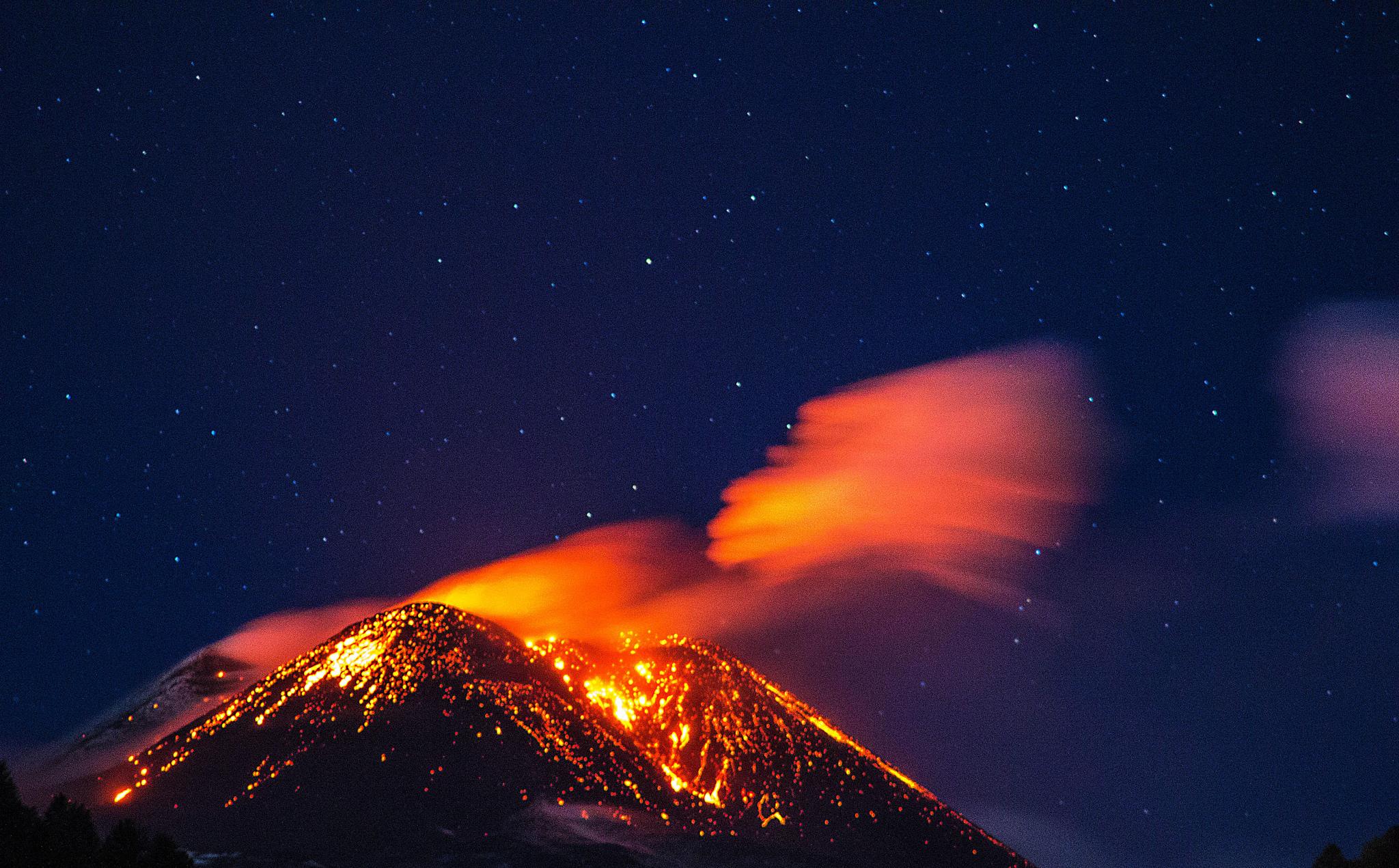 Volcanoes in Europe