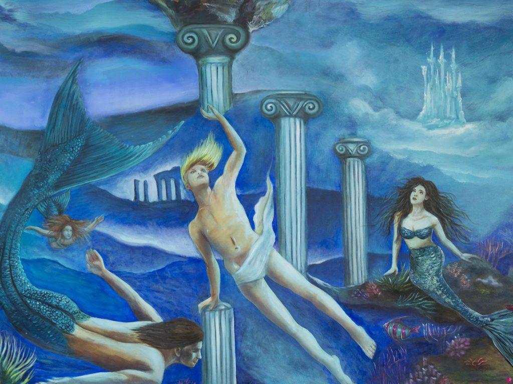Sicilian myths and legends: COLAPESCE LEGEND