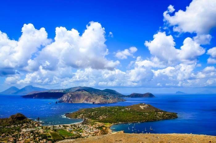 Aeolian islands boating holidays