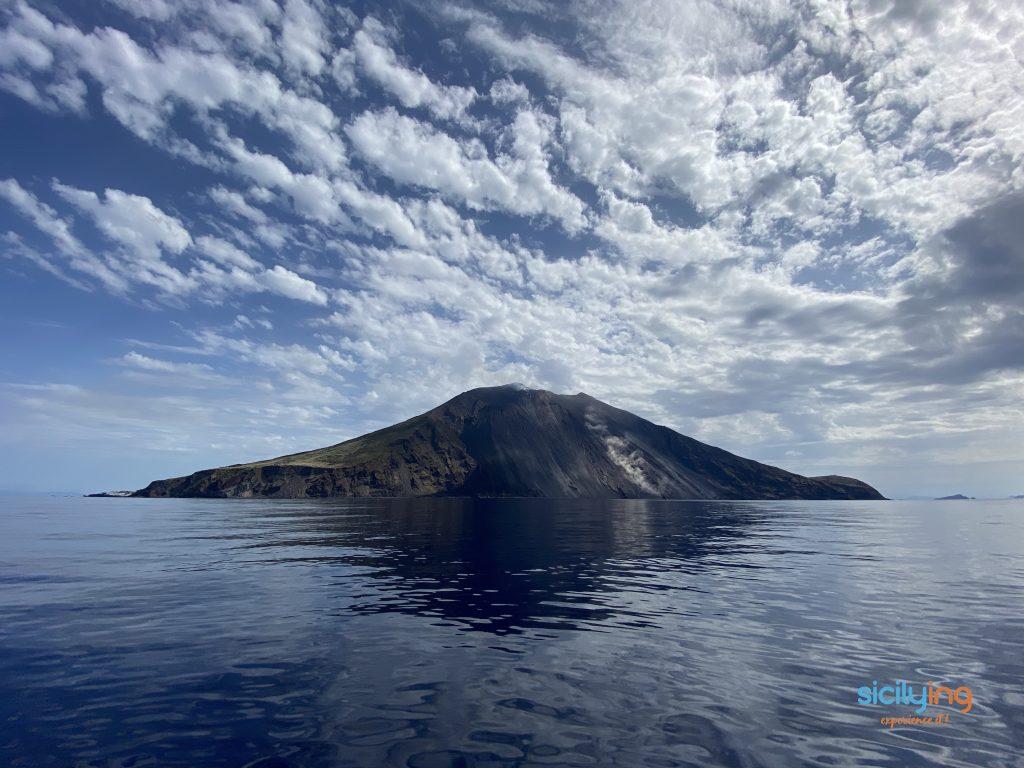 Stromboli Sciara del Fuoco, aeolian islands