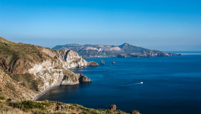 Spiaggia di Valle Muria, Lipari, Aeolian Islands