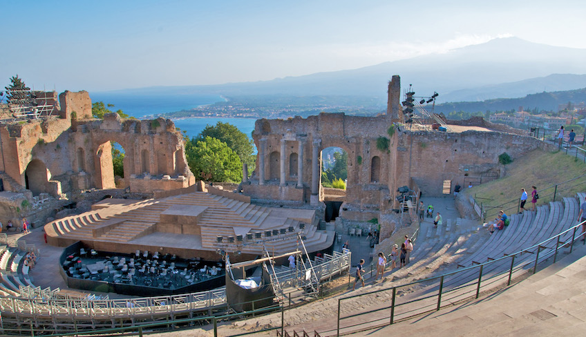 6 days in Sicily