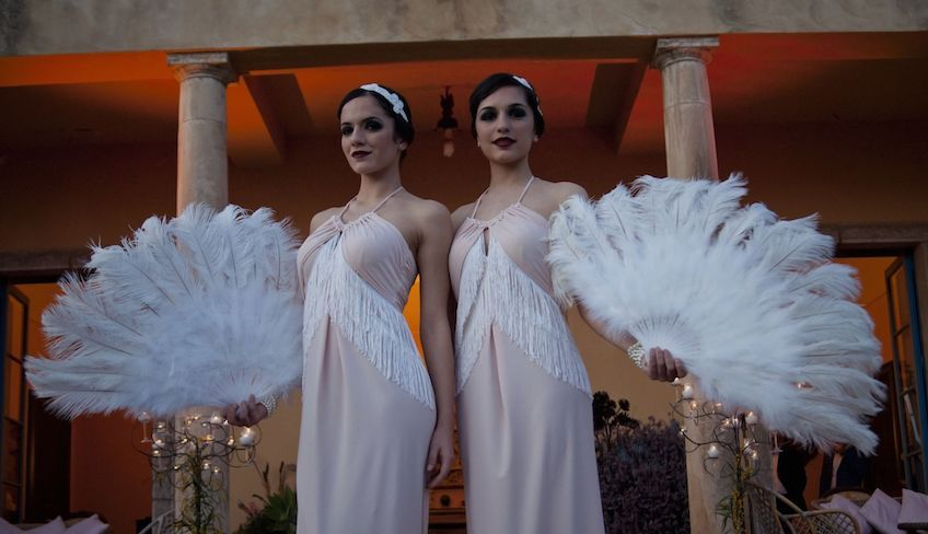 great gatsby party -