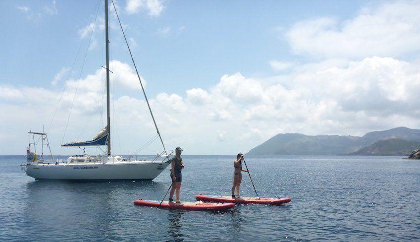 lipari boat trips -