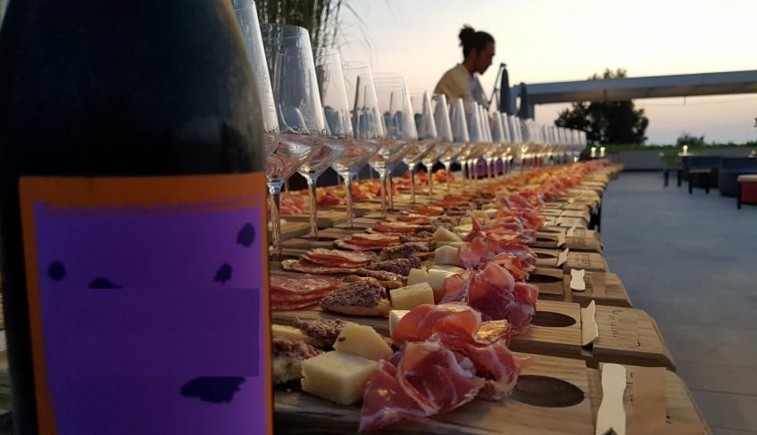 Degustazione vini Lipari