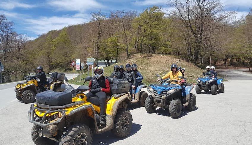 quad bikes sicily  -