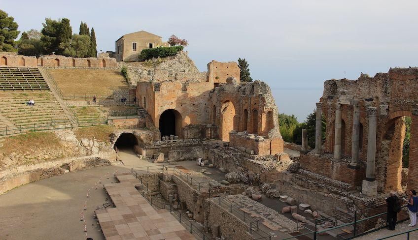 week in Sicily  -