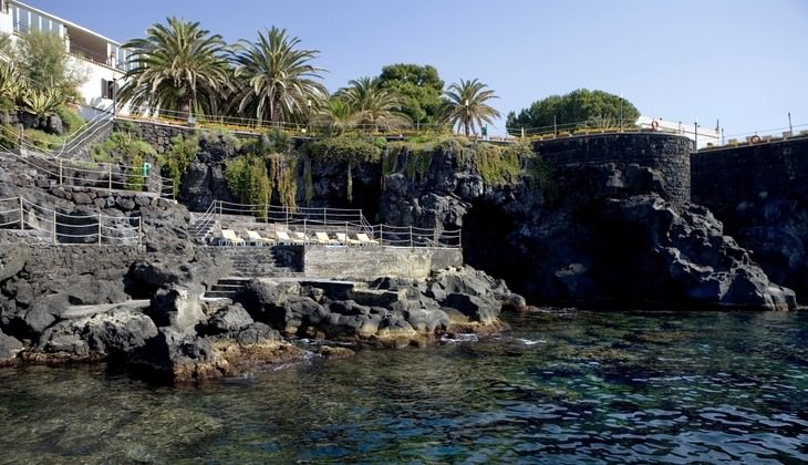 Wellness tour Catania - relaxing holiday Sicily