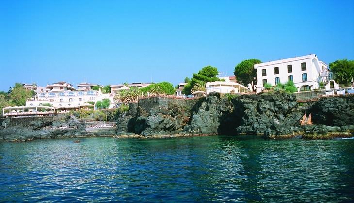 Wellness tour Catania - hotel spa Sicily