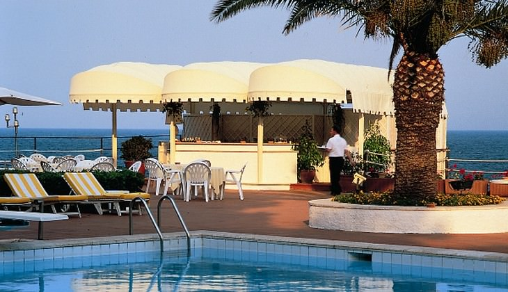 grand hotel baia verde - travel relaxation Sicily