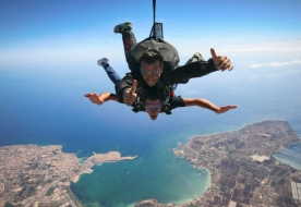 Skydiving Sicily - activities sports Sicily