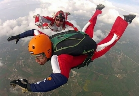 Skydiving Catania - activities sports Sicily