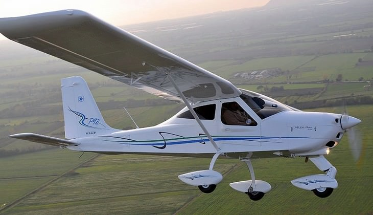 Etna flight - hire a private airplane