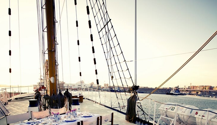 Luxury cruise - celebrate an event