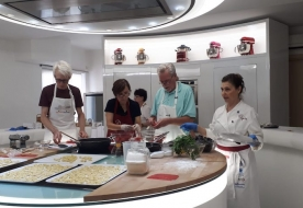 Cooking School Holiday in Sicily -Cooking classes Catania