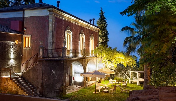 Spa & Wellness Holiday in Sicily -Resort Etna