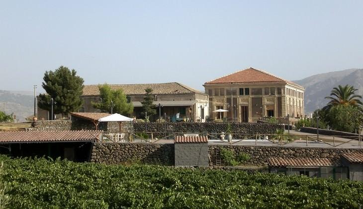 Resort Catania - sicily wine tours