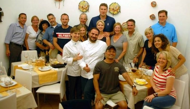 Cooking classes Catania - italian main course recipes