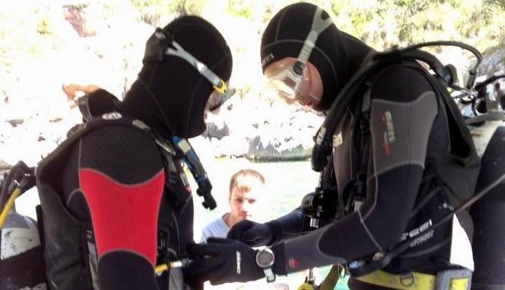 Diving Taormina - sea of sicily