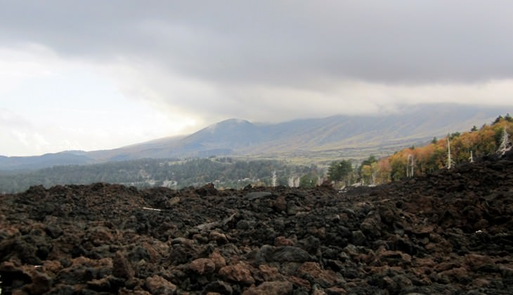 Hiking Etna - Tours in Sicily