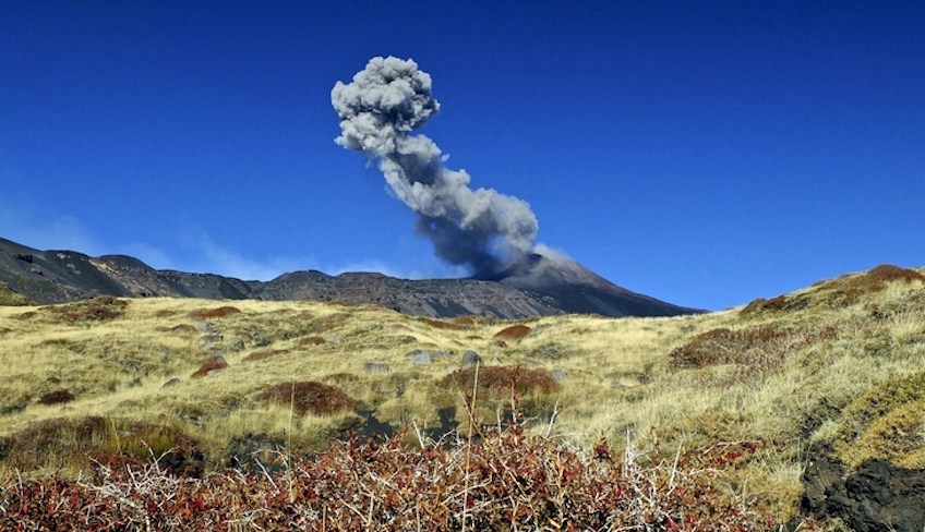 Nature Holiday in Sicily -Trekking Etna
