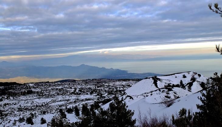 Trekking Etna - Travel in Sicily