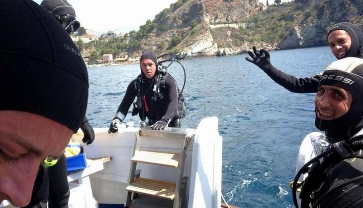 Diving Taormina - Gift sicily