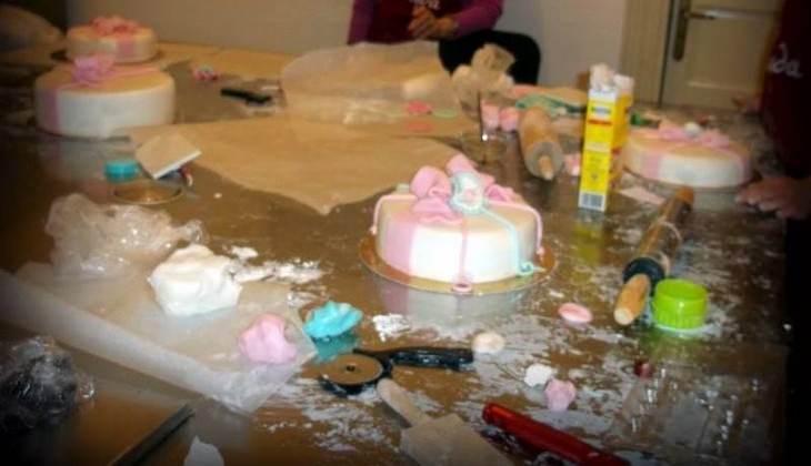 Cake design classes Italy - sicilian cakes