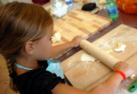 Cooking classes in Sicily  - almond biscuits Sicily