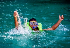 Sport & Adventure Holiday in Sicily -Snorkeling Sicilia