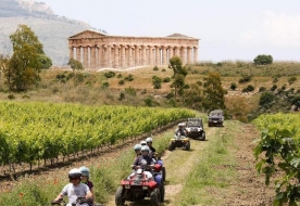 Sport & Adventure Holiday in Sicily -Visit Segesta