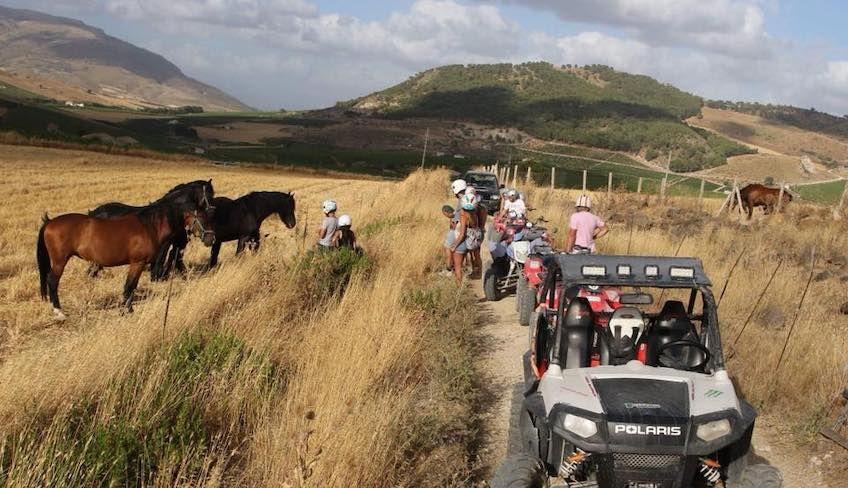 Visit Segesta - sports excellence Sicily