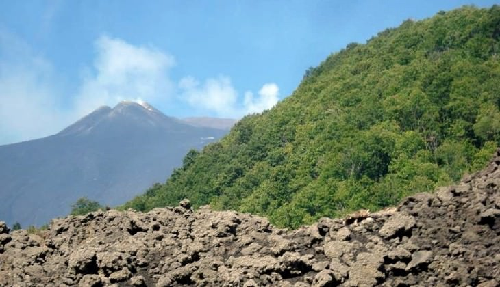 Hiking Etna - volcanoes of sicily