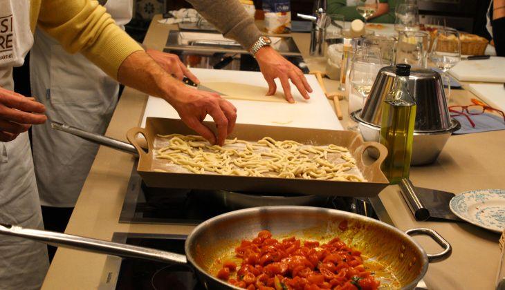 Visit Taormina - cooking lesson
