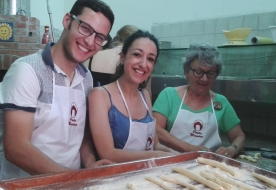 Visit Taormina - cooking lesson