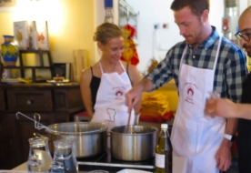 Cooking School Holiday in Sicily -Visit Taormina