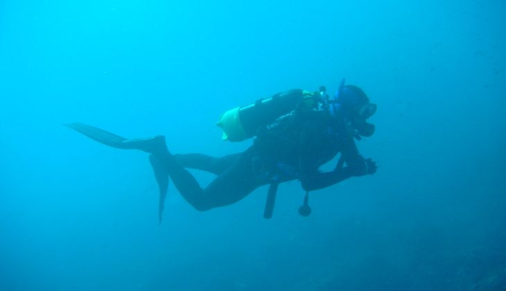 Diving Siracusa - school sport Sicily