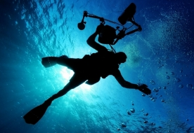 Diving Siracusa - underwater depths Sicily