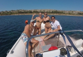 Boating holidays Holiday in Sicily -Boat rental