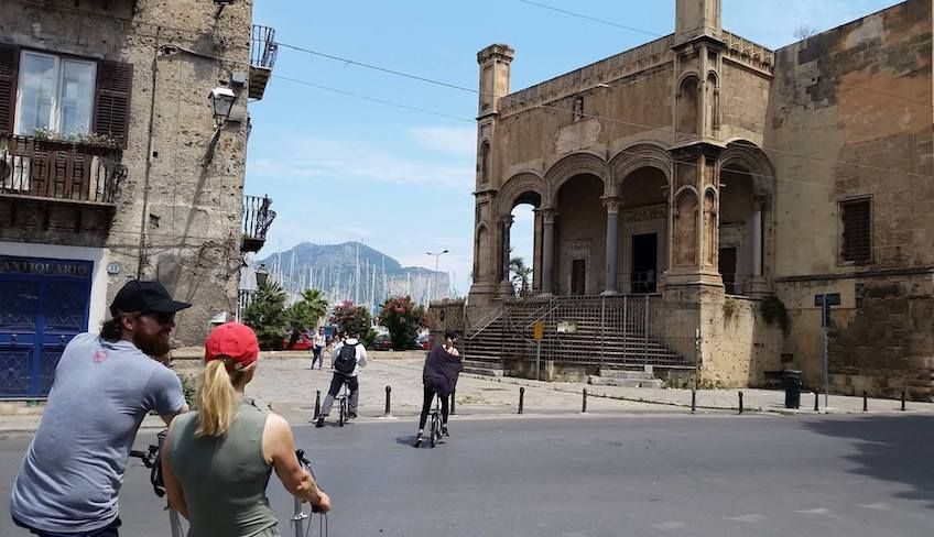 Visit Palermo - travel in Palermo