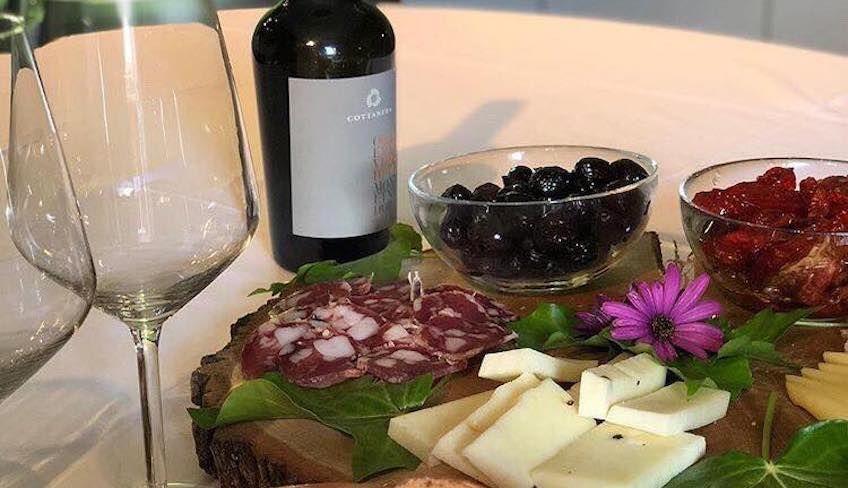 Cellar Etna - sicily wine nero d'avola