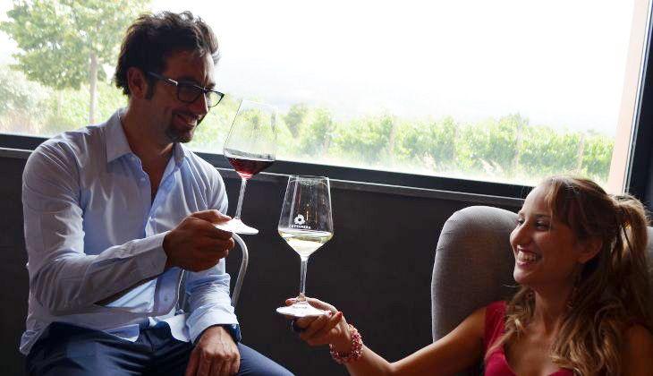 Cellar Etna - top wines sicily