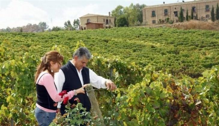 Sicilian tipical house - sicily wine travel