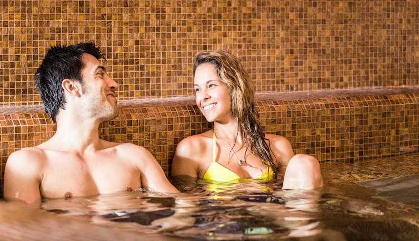 Spa & Wellness Holiday in Sicily -Spa Messina