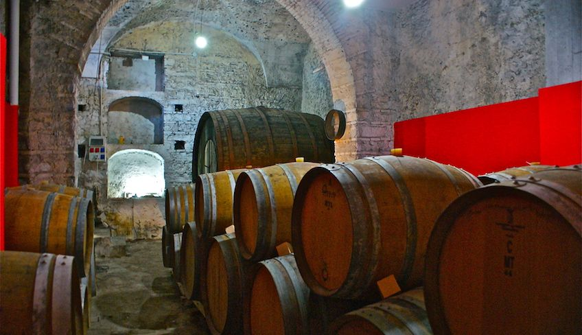 Cellar Etna - wine sicily tradition