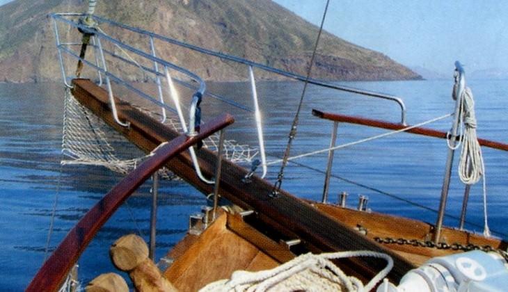 Cruise Eolie - trip one week