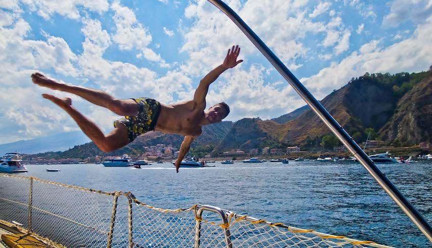 Cruise Eolie - holidays on sailing boat aeolian