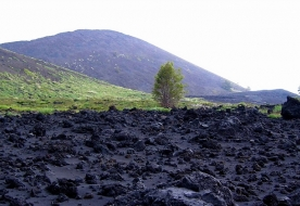 hiking Etna - sicily nature